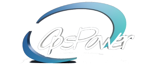 OpsPower 3D rendered Logo